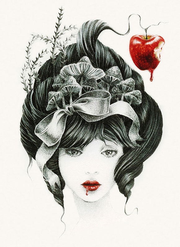 Courtney Brims, Snow White - Biancaneve