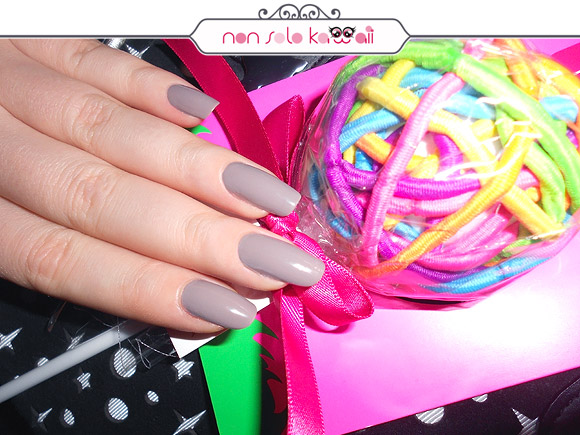 Essie Stylenomics Miss Fancy Pants, Fall 2012 collection nail polish
