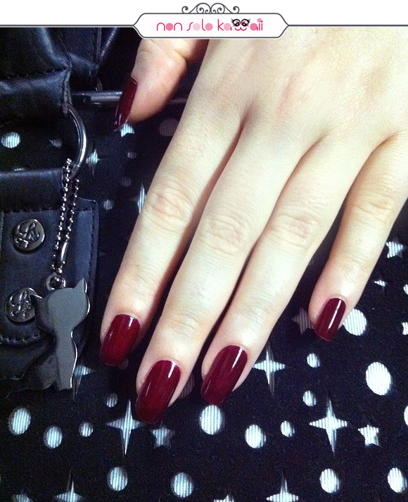Essie Stylenomics Skirting the Issue, Fall 2012 collection nail polish