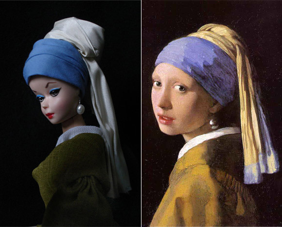 Jocelyne Grivaud, La Jeune Fille à la Perle