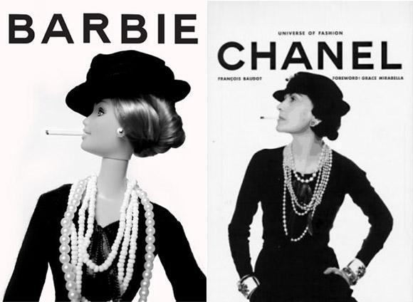 Jocelyne Grivaud, Coco Chanel