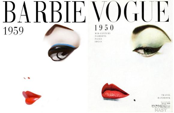 Jocelyne Grivaud, Vogue Erwin Blumenfeld