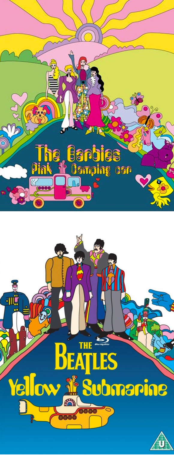 Jocelyne Grivaud, The Beatles Yellow Submarine