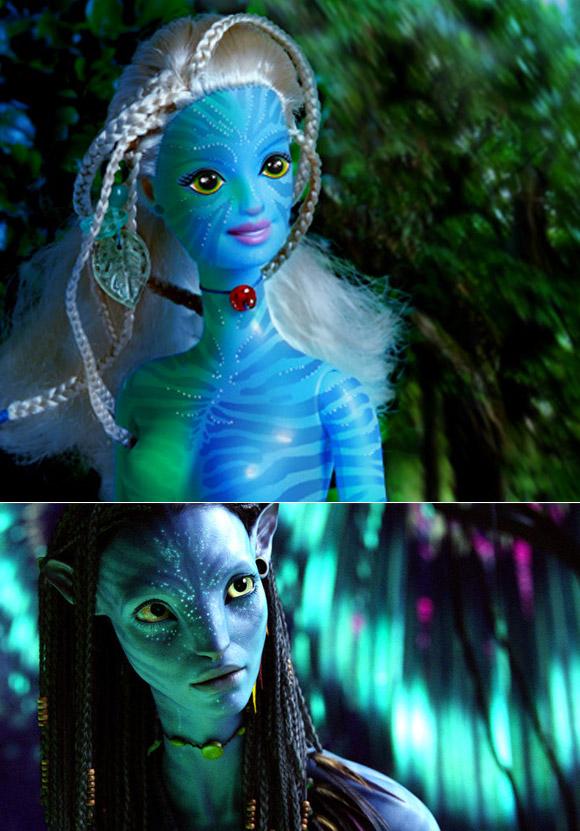 Jocelyne Grivaud, Neytiri Avatar