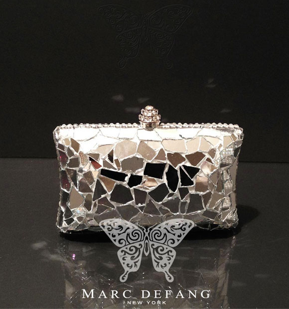 Marc Defang - Mirror Clutch Bag