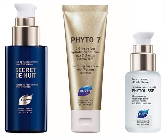 Phyto - Secret de Nuit, Phyto 7 crème de jour, Phytolisse