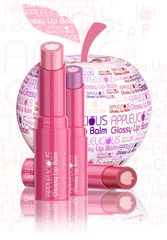 NYC - Applelicious Glossy Lip Balm