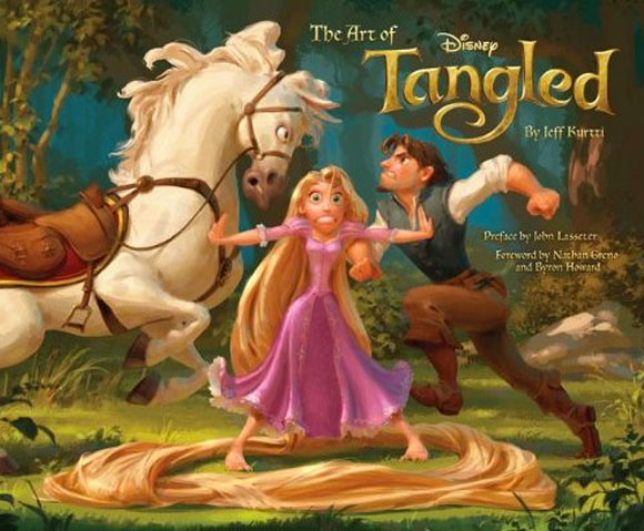 The Art of Tangled - Jeff Kurtti