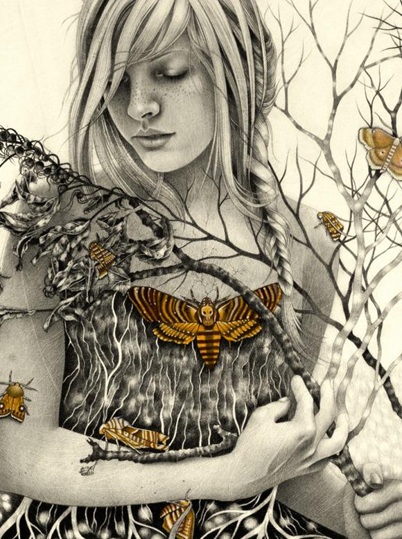 Alessia Iannetti, Siamese Trees