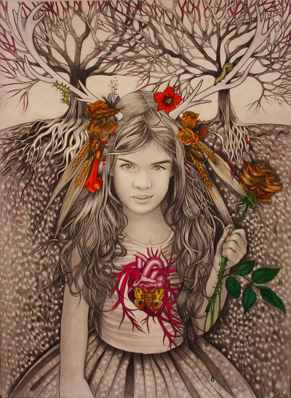 Alessia Iannetti, Green Blood