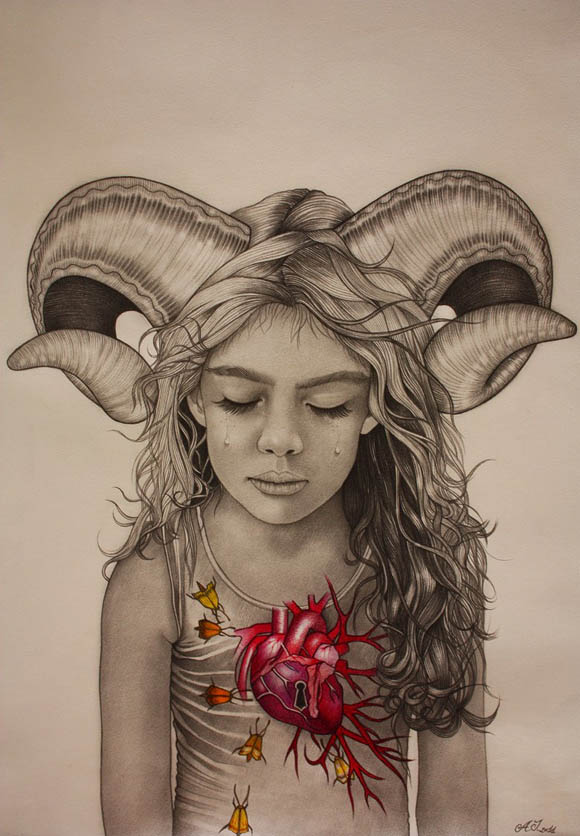 Alessia Iannetti, Crying Aries