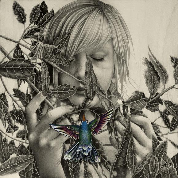 Alessia Iannetti, Blue Throat