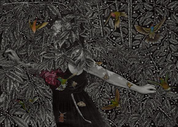 Alessia Iannetti, And Thru the Pinhole Stars