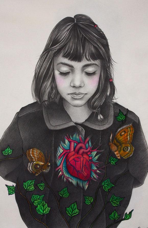 Alessia Iannetti, Eva