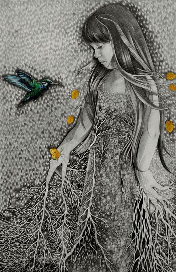 Alessia Iannetti, The Crying Tree of Mercury