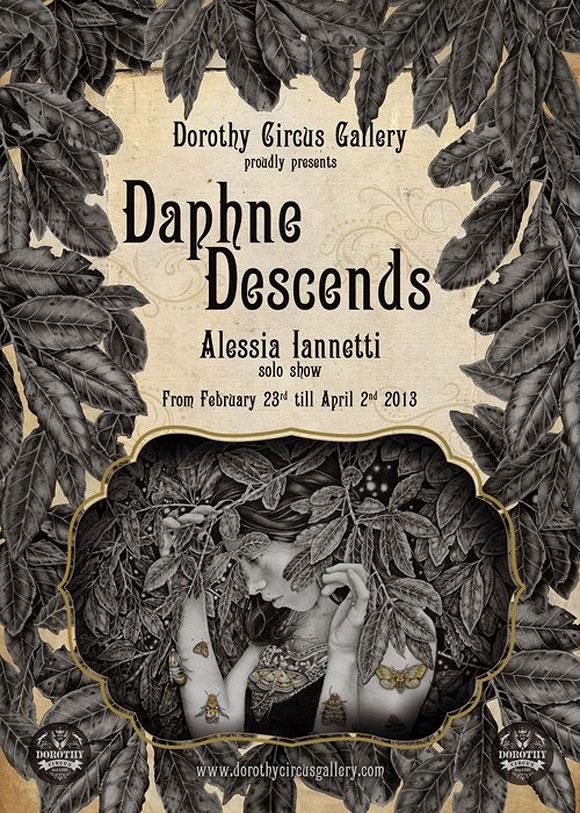 Alessia Iannetti, Daphne Descends