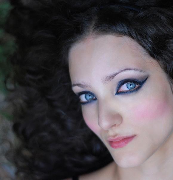 Alessia Iannetti, Photo by Chiara Cerri