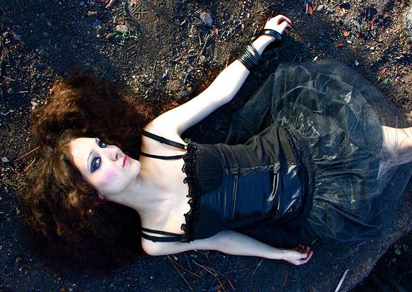 Alessia Iannetti, Photo by Laura Giacomelli