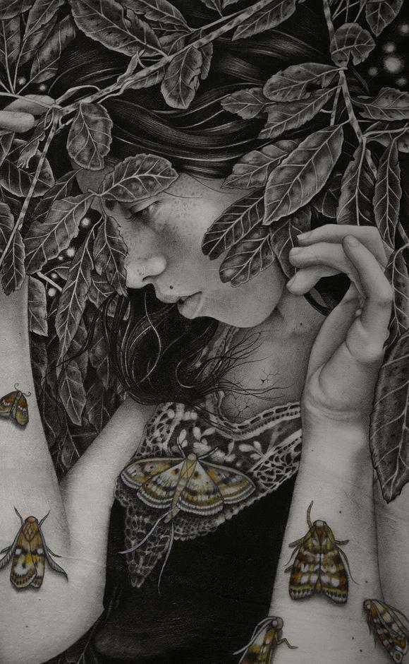 Alessia Iannetti, Echo (Detail)
