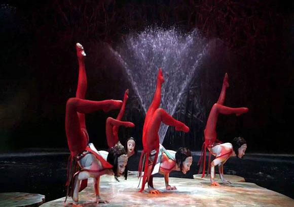 Cirque du Soleil: Mondi Lontani | Cirque du Soleil: Worlds Aways 3D