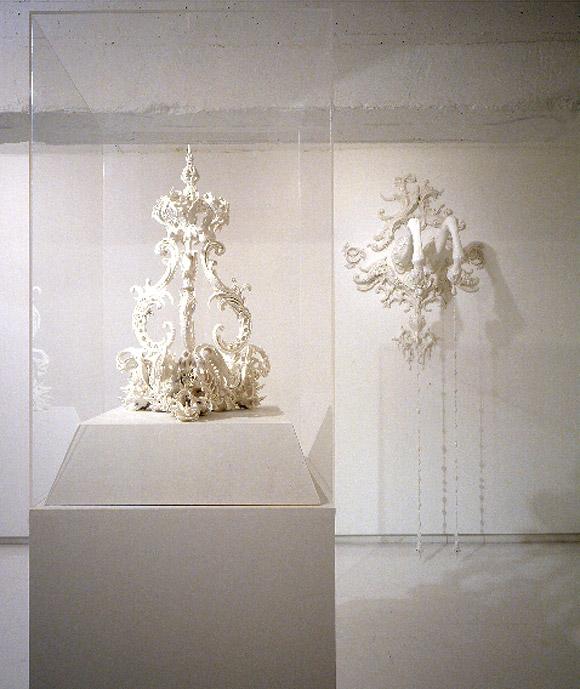 Katsuyo Aoki, Installation View