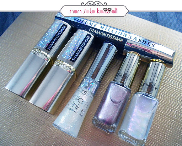 non solo Kawaii - Diamantissime by Color Riche