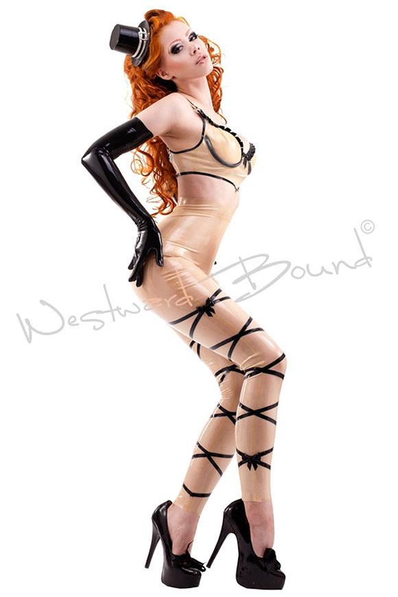 Westward Bound - Madame Vogueline Leggings