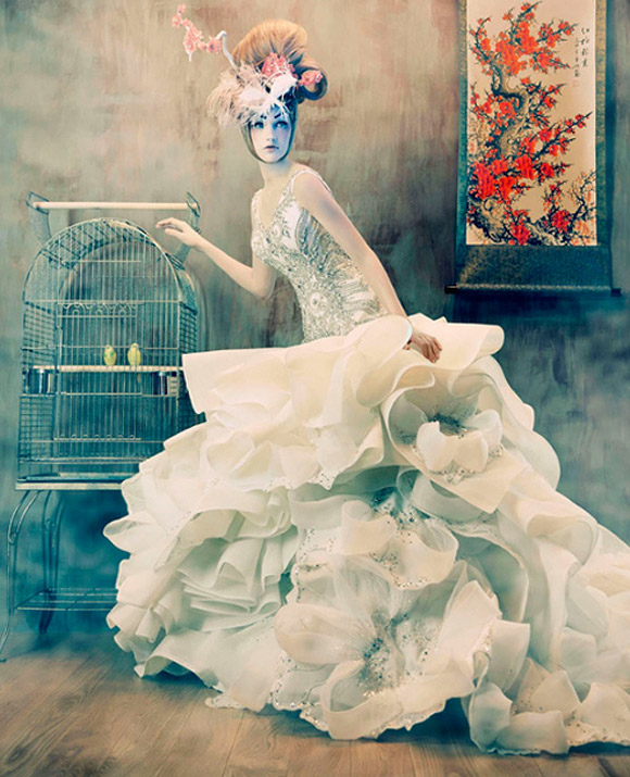 Tina Patni for Amato Haute Couture by Furne One