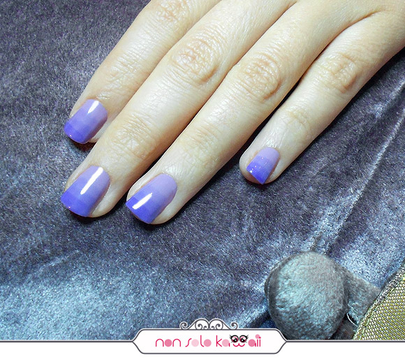 Purple Stripes by non solo Kawaii for Grazia.it