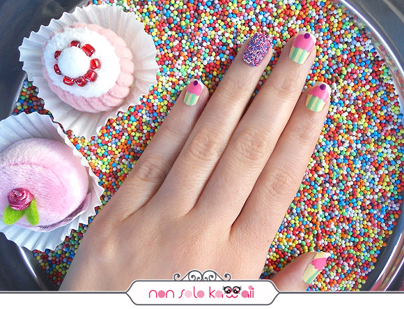 Cupcake Galore by non solo Kawaii for Grazia.it