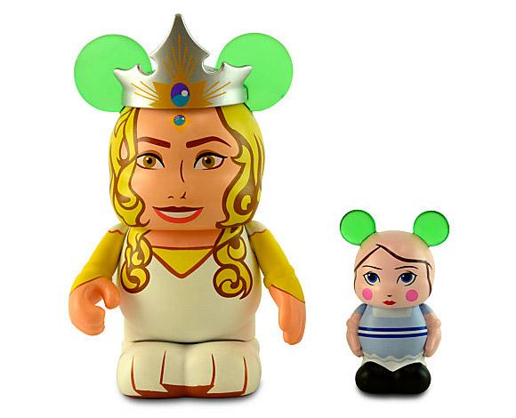 Disney Vinylmation Oz the Great and Powerful Glinda & China Girl Vinyl Toys