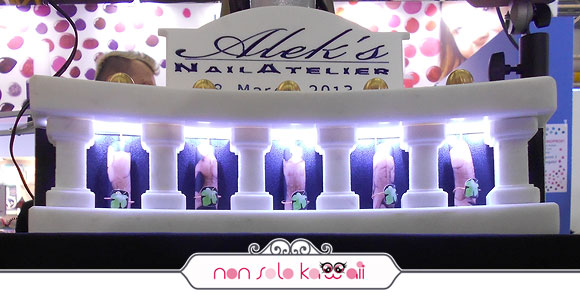 non solo Kawaii,  Alek's Nail Atelier, Cosmoprof 2013 | Photo: Angela Chiappa