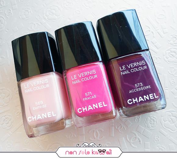 Le Vernis Emprise, Fracas, Accessoire, Printemps Précieux de Chanel