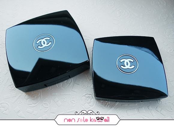 Joues Contraste Frivole, Ombres Contraste Duo 37 Sable - Emouvant, Printemps Précieux de Chanel
