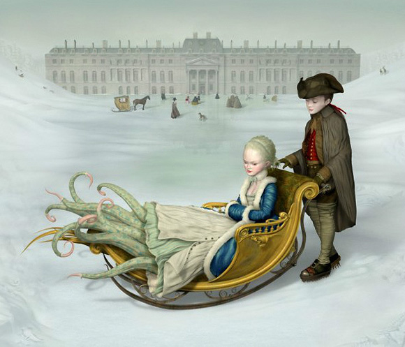 Ray Caesar, Winter