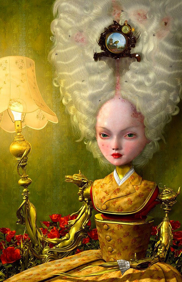Ray Caesar, Messenger