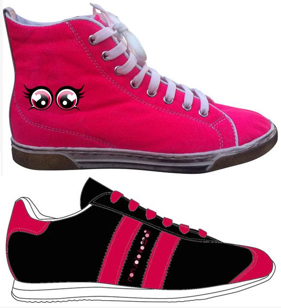 Personal Shoes, scarpe personalizzabili - Spring Summer 2013 / Primavera Estate 2013