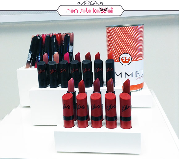 Rimmel London - Lasting Finish and Lasting Finish Matte by Kate Moss and Apocalips