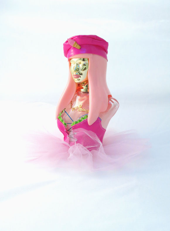 Celebrity Singers Perfumes, Nicki Minaj - Pink Friday Limited Edition Duchess of Pink