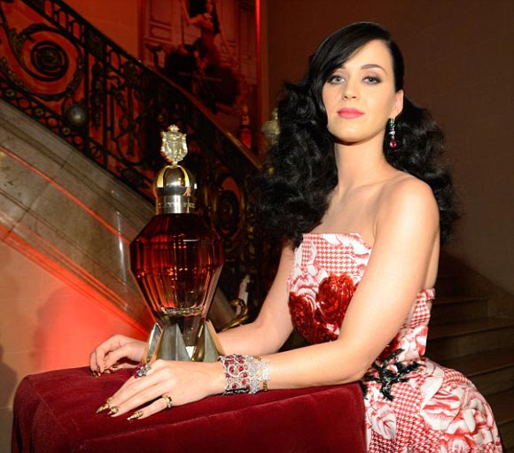 Celebrity Singers Perfumes, Katy Perry - Killer Queen