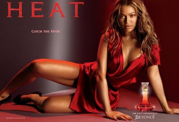 Celebrity Singers Perfumes, Beyoncé - Beyoncé Heat