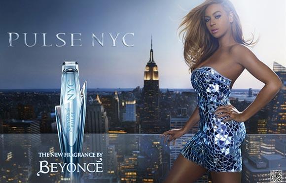 Celebrity Singers Perfumes, Beyoncé - Pulse
