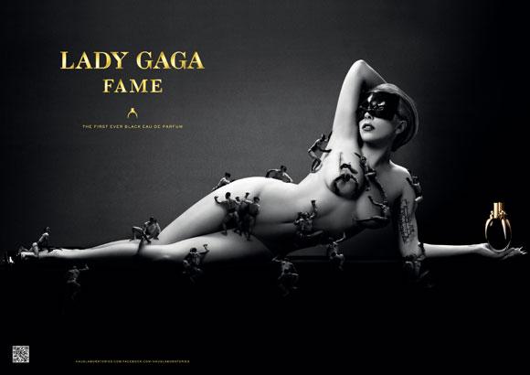 Celebrity Singers Perfumes, Lady Gaga - Fame