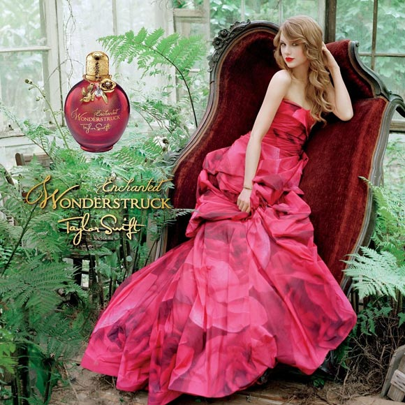 Celebrity Singers Perfumes, Taylor Swift - Wonderstruck Enchanted