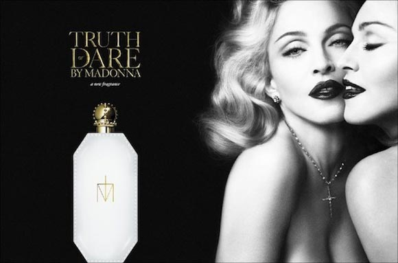 Celebrity Singers Perfumes, Madonna - Truth or Dare