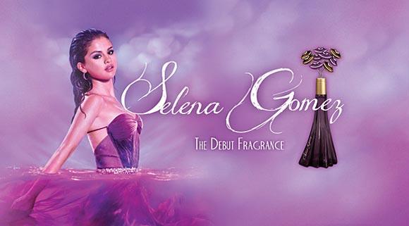 Celebrity Singers Perfumes, Selena Gomez - Selena Gomez
