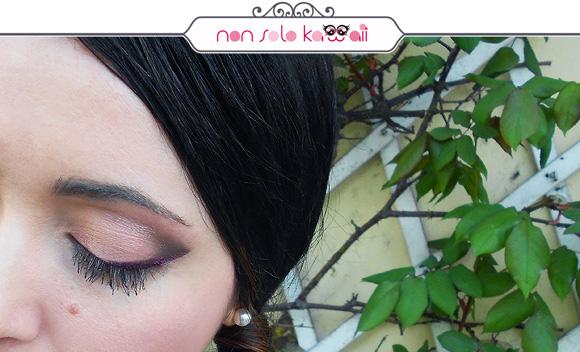 Vespa Girl by non solo Kawaii, makeup Pupa 50's Dream