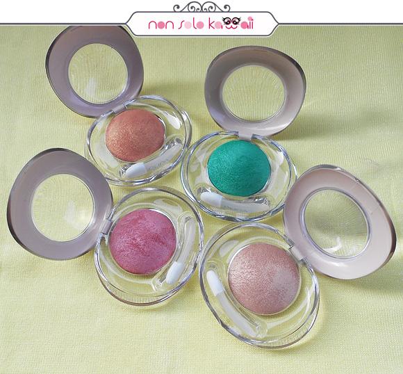 Pupa 50's Dream Ultra Shine Eyeliner: 001 Brown Violet, 002 Intense Green