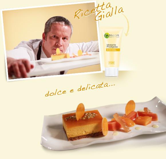 Garnier Idratante Prodigiosa, Emulsione Idratante Protettiva 24 Ore + Mousse di Mango, Frutto della Passione, Papaia, Cioccolato Bianco e Vaniglia