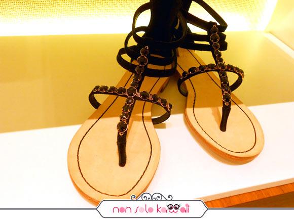 Geox primavera estate 2013, sandali gioiello